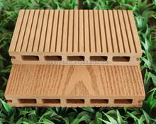 Anhui manufacture wpc deck flooring/outdoor decking wood grain 140*25mm