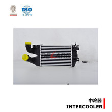 Delang water to air intercooler for Opel ASTRA H (DL-E083)