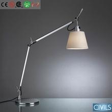 MEGA table lamp, Tolomeo desk lamp