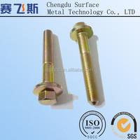 Screw fastener titanium bolt