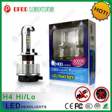 Super Bright All in one 12-24V 4800LM Hi/Lo CREE H4 LED Headlight