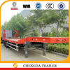 China trailer manufacture 50 ton lowboy trailers,CCC/BV/ISO/WMI Certificated