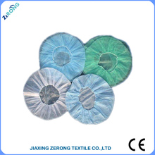 New Designs Sophisticated Technology Nonwoven Disposable Round Cap/Disposable Surgical Caps