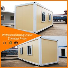 Enough capacity sea 20ft 40 container house for living