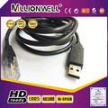 proveedor chino usb rj45 cable