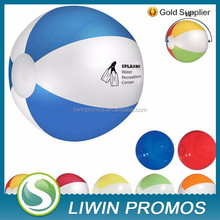 16'' Neoprene Swirl beach balls beach balls for hot summer