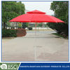 90'*16k Auto Open Double Layer Straight Outdoor Umbrella for Promotion