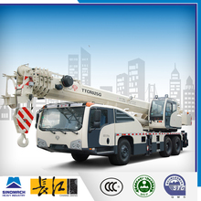 right hand driving system, brand new design crane with truck, 25 ton small lifting equippment for sale