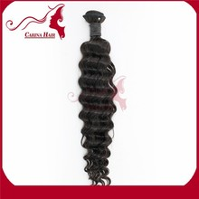 no smell soft thick 100%indian remy hair, hair salon products
