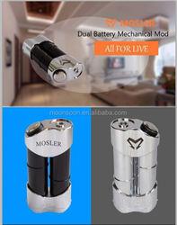 MOSLER 50W-80W box mod dx 80 box mod oman e cigarette $key$ aluminum tool box