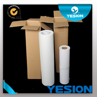 Yesion New Inkjet Printing 90gsm ,135gsm,150gsm glossy photo paper self adhesive cheap paper roll