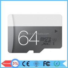 Wholesale different brands 64gb micro sd card class 10 with factory price