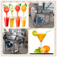 Hot selling complete specification juicer machines for restaurant to make healthy fruit juice