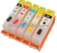 Refillable Ink Cartridges For Hp 564,364,178,862,564xl,364xl,178xl,862xl