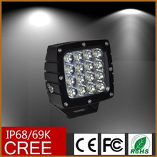 80W DustProof Off road LED Worklight for road 4x4,SUV,ATV,4WD,truck,vehicle,excavator