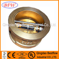 Aluminum bronze C95800 & C95400 butterfly valve