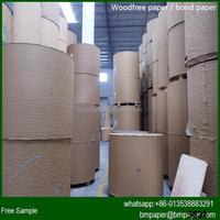 Offset Paper/A4 Inkjet Paper Roll