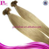 wholesale keratin nail tipped hair extensions u tip 1 gram