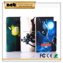 Branded new coming 2000mah power bank for gift