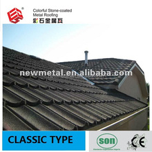 Stone Coated Roof Tile/Stone Coated Steel Roof Tile/Color Stone Coated Roof Tile