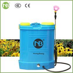 2014 new 18L motor battery knapsack engine electrostatic air pump paint sprayer