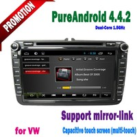 For vw golf 5 dvd navigation gps Android 4.2.2 Car DVD Player