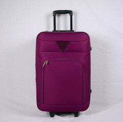 travel fabric airport luggage trolley