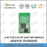 (F11AFIM13-B1)REALTEK Latest Technology Serial to Wifi Module for Smart Home Wireless Control