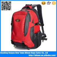 2015 factory backpack with many pockets backpack with high quality backpack travel 40l