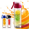 BPA free energy drinking fruit infuser bottle, blender shaking bottle, sports betting bottle