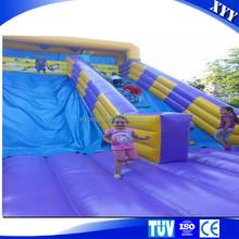 New design inflatable moonwalks with slide combo for kids