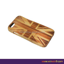for iphone wood phone case,hot sale OEM custom mobile phone wood back cover case