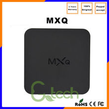 Quad core GPU amlogic s805 tv box support H.264/H.265 MXQ, amlogic s805 android tv box mxq android tv box xnxx movies cartoon