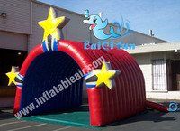 2015 hot sell inflatable event tent for kids factory price