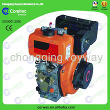 Good sale well feedback Air Cooled 20HP Strong Power diesel engine