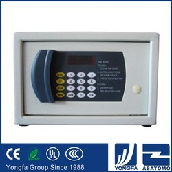Top rated high quality key cabinet fireproof & artificial leather interior gun cases