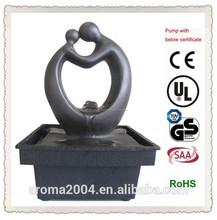 Mini abstracto <span class=keywords><strong>escultura</strong></span> estatuilla fuente