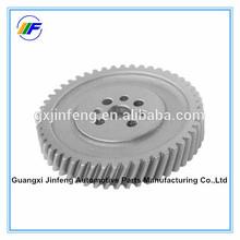 430-1005021D 40Cr cigüeñal engranaje de sincronización