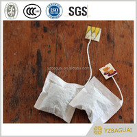 new products custom organic paper tea bags with strings