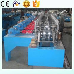 light gauge steel z/c purlins press tile machine,shape steel door frame making machines,used z purlin roll forming machine