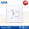 Most popular glass touch panel dimmer light switch wholesale