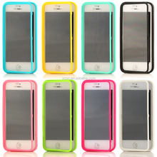 For Iphone 6 Slim Silicone Case for IPhone 6 plus Flip Case