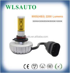 2015 H4 H8 H10 9006 LED Headlight 3000LM LED car Headlight bulb Motocyle Headlamp