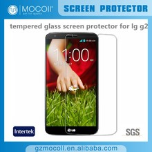 free sample tempered glass screen protector for lg g2 wholesale mobile phone accessories
