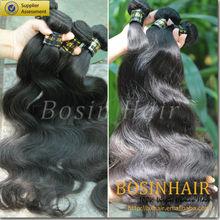 Cheap remy hair extension hair supplier, virgin brazilian hair bundles