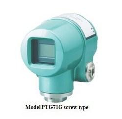 4-20mA Azbil Screw Type Smart Pressure Transmitter PTG71G