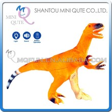 Mini Qute 56 cm plastic kid Godzilla Jurassic Park robot pet animal sound electronic dragon Dinosaur model toy NO.003