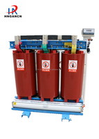 SCB10 33kv 630KVA Dry type Cast resin electrical power transformer supplier from china