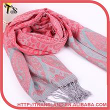 Korean High Fashion Colorful Viscose Cotton Shawl
