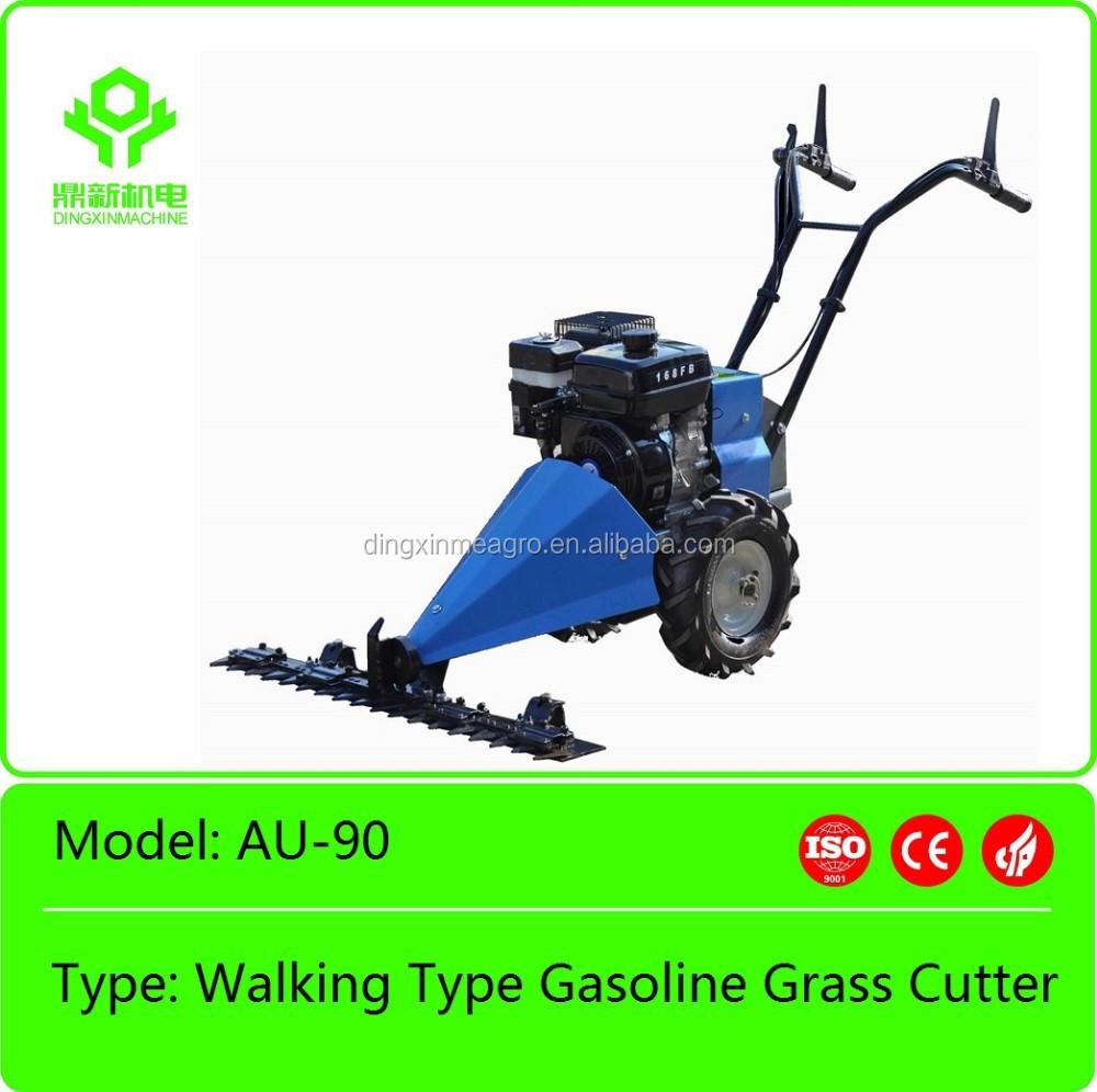New design garden tool gasoline scissor lawn mower buy for Gardening tools jakarta